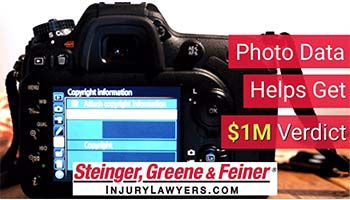 take pictures of your accidents to ensure you get a higher settlement